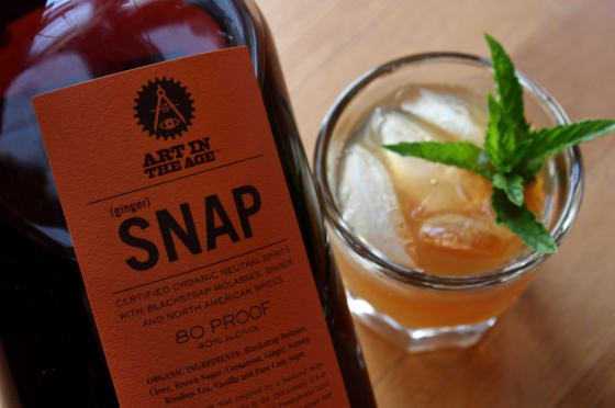 ginger-snapped.com | SNAP cocktails & a giveaway
